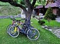 Chalupa U REZBÁRA, Jezersko - Horské bicykle